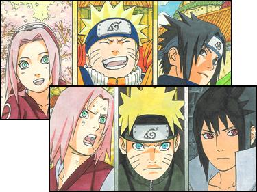 Naruto & Naruto Shippuuden